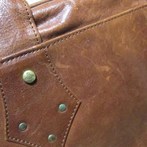 Vivienne Westwood ヴィヴィアンウエストウッド ダイヤグロウレザーバッグ (ブラウン ヤスミン 革 皮) 101311