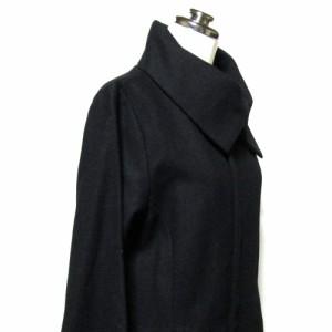 美品 SEX POT ReVeNGe セックスポット リベンジ「M」悪魔的フリンジコート (黒 ジャケット) 101471