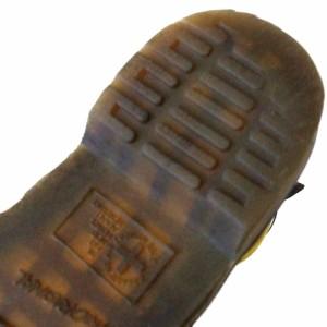 Dr.Martens  ドクターマーチン 「6」8ホールレザーブーツ (ボルドー ワイン チェリー シューズ 靴 皮 革) 101911