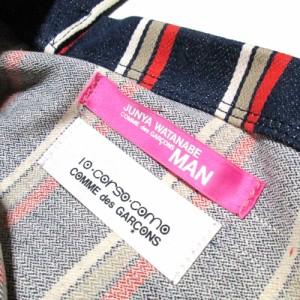 【新品】 JUNYA WATANABE MAN PINK COMME des GARCONS ジュンヤワタナベマン ピンク コムデギャルソン 2003SS 限定トートバッグ 104012