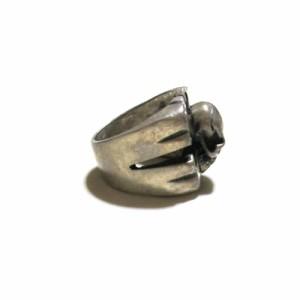 STANLEY GUESS スタンリーゲス「#22」シルバースカルリング (SILVER ドクロ 指輪) 107295