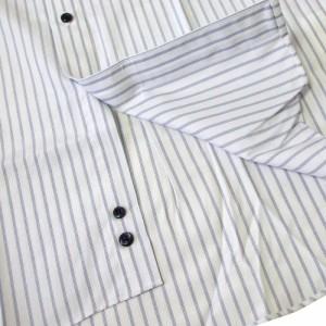 【新品】 ONE PIECE ワンピース 限定 ボタンダウンシャツ (BANDAI バンダイ ビジネス カッターシャツ) 108188