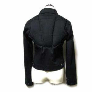 美品 COMME des GARCONS コムデギャルソン 「XS」2010 インサイドデコレーション期 立体デザインジャケット 108948