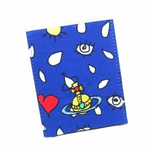【新品】 廃盤 Vivienne Westwood ヴィヴィアンウエストウッド 限定カラ—オーブ刺繍コンパクトミラー+ハンカチ セット 109183