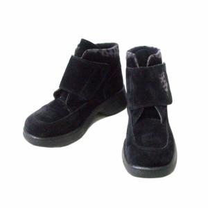 FORMICA フォーミカ イタリア製 ラバーソールブーツ (黒 シューズ 靴 スニーカー 厚底) 109699
