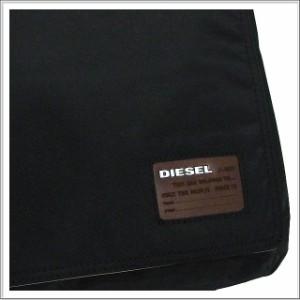 DIESEL ディーゼル ショルダーバッグ メッセンジャーバッグMALAY II ブラック
