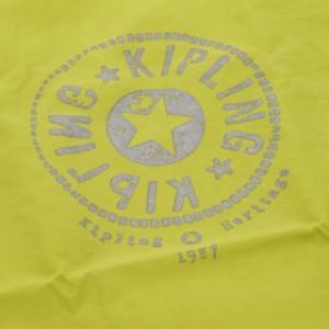 キプリング ショルダーバッグ Kipling K16642 09S NEW HIPHURRAY H ハンドバッグ トートバッグ エコバッグ LIME ライムイエロー系