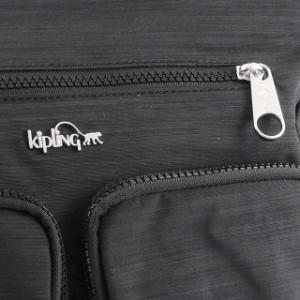 キプリング Kipling バッグ K43782 H53 TASMO 2way 斜めがけ ショルダーバッグ BK ダズ ブラック DAZZ BLACK