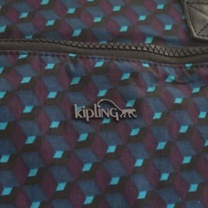 キプリング Kipling バッグ K14300 M04 ALECTO アレクト 2way 斜めがけショルダー ハンドバッグ MIRAGE PRINT