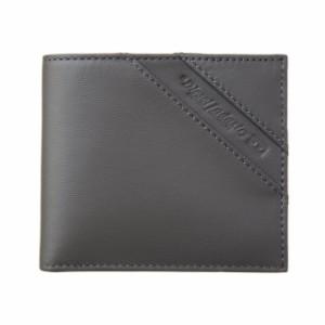 ディーゼル DIESEL 財布 X05081 P1507 T8085 小銭入れ付き 二つ折り財布 CASTLEROCK グレー系