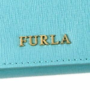 フルラ FURLA キーケース RJ09 BABYLON KEYCASE LUNGO バビロン ランゴ 6連キーケース D.BL 874463 TURCHESE ターコイズブルー