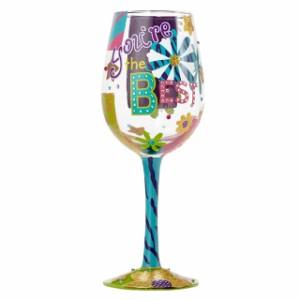 ロリータ ワイングラス おしゃれ ブランド 結婚祝い ユニークな引っ越し祝い 退職祝い プチプレゼント 贈答品 お祝い ギフト クリスマス