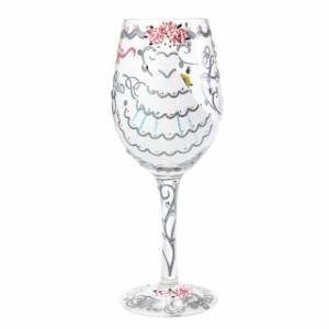 ロリータ ワイングラス おしゃれ プレゼント ブランド 陶器 カラー 結婚祝い 40代 50代 食器 お洒落な引っ越し祝い 人気 クリスマス 女性