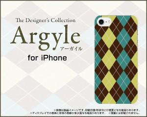 iPhone 8 TPU ソフト ケース  アーガイル 雑貨 メンズ レディース プレゼント ip8-tpu-argyle001