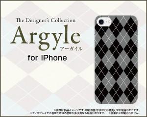 iPhone 8 TPU ソフト ケース  アーガイル 雑貨 メンズ レディース プレゼント ip8-tpu-argyle002