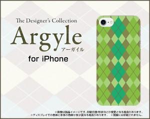 iPhone 8 TPU ソフト ケース  アーガイル 雑貨 メンズ レディース プレゼント ip8-tpu-argyle003