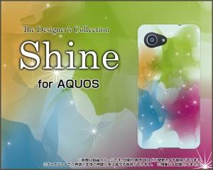 AQUOS SERIE mini [SHV38] スマホ カバー au エーユー カラフル 雑貨 メンズ レディース プレゼント デザインカバー shv38-cyi-001-043