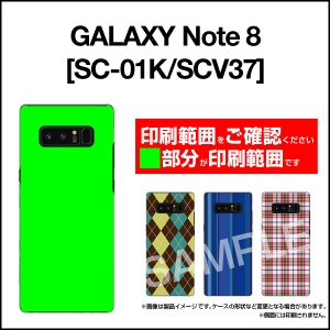 TPU ソフト ケース 保護フィルム付 GALAXY Note8 [SC-01K/SCV37] イラスト 激安 特価 通販 プレゼント gan8-ftpu-ike-011