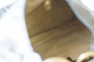 ○J&Mデヴィッドソン J&M DAVIDSON ショルダーバッグ クロコ型押し レディース 中古
