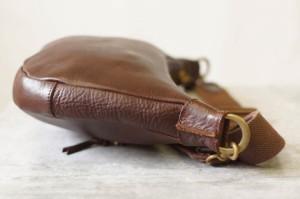○スロウ SLOW bono stomach shoulder bag ショルダーバッグ メンズ 【中古】 中古