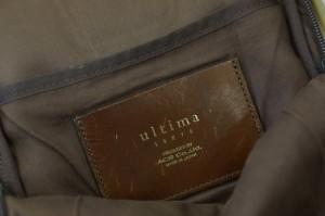 ○ウルティマトーキョー Ultima TOKYO ボディーバッグ ショルダーバッグ メンズ 中古