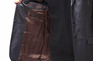 ○ゼニア Ermenegildo Zegna テーラードジャケット ブレザー ジャケット メンズ 【中古】 中古