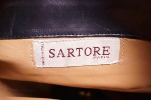 ○サルトル SARTORE ブーツ ロングブーツ 乗馬ブーツ レディース 中古