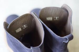 ○ディメッラ DI MELLA レースアップブーツ ブーツ メンズ 中古