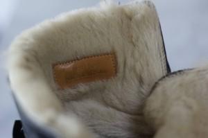 ○ヒューゴボス HUGO BOSS ボア トレッキングブーツ マウンテンブーツ ブーツ メンズ 【中古】 中古