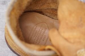 ○ビズビム VISVIM PLATTE BOOTS HI-FOLK シャークソール ブーツ メンズ 中古