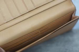 ○土屋鞄 TSUCHIYA-KABAN コードバン 札入れ 長財布 メンズ 【中古】 中古