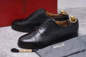 ○バリー BALLY ストレートチップ ビジネスシューズ メンズ 【中古】 中古