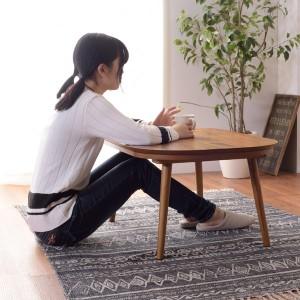 こたつテーブル 幅90cm ( 座卓 )