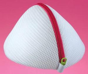 洗濯ネット ドーム型ブラジャーネット ファスナー