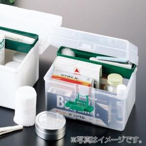 コンパクト救急箱 ドクターQ Lサイズ 薬ケース