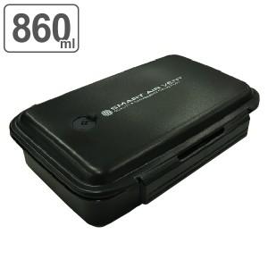 81fae99fbc2c お弁当箱 スリムランチボックス 1段 860ml 保冷バッグ付き