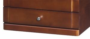 メイクボックス ドレッサー ルキア 幅28cm ( 化粧台 )
