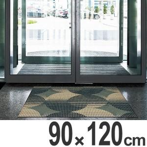 玄関マット Office & Decor Orbit 90×120cm ( 建物内 オフィス 事務所 来客用 デザイン オフィス&デコ  )