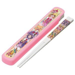 箸&箸箱セット スライド式 魔法つかいプリキュア! 子供用 キャラクター