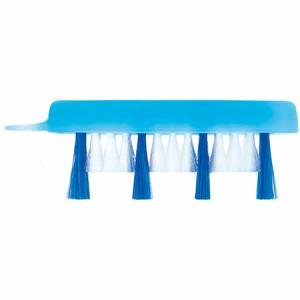 MARNA(マーナ) 掃除の達人 風呂ブタ洗いブラシ 風呂ふた 溝ブラシ ( 掃除ブラシ )