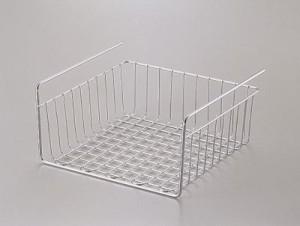 キッチンストレージ ハンガーバスケット ディッシュラック キッチン収納 ( お皿 整理 スタンド )