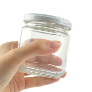 保存容器 ジャム瓶 190ml ガラス製