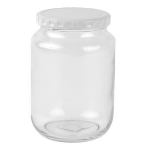 保存容器 ジャム瓶 850ml ガラス瓶