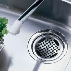 流し用目皿 ステンレス製 シンク用 排水口 ふた