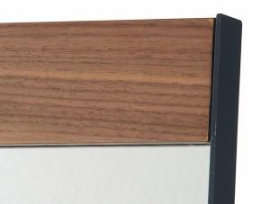 姿見 スタンドミラー シルエット ビンテージ S600 ( ミラー )