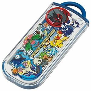 トリオセット 箸・フォーク・スプーン ポケットモンスター XY スライド式 子供用 キャラクター