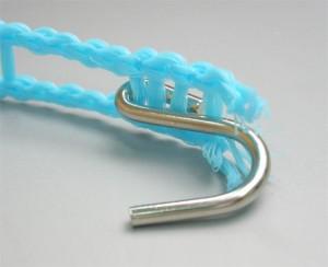 風が吹いても動かない 洗濯ロープ ハシゴ型
