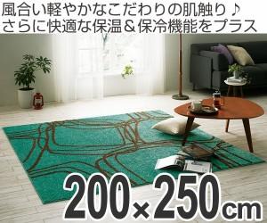 ラグ カーペット 3畳 スミノエ レシェ 200×250cm ( じゅうたん )