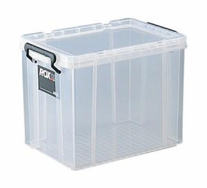 収納ボックス クローゼット用 ロックス 440L 6個セット( フタ付き キャスター取付可 送料無料 )