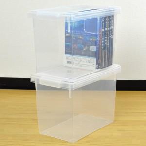 DVD収納ケース いれと庫 DVD用 ライト